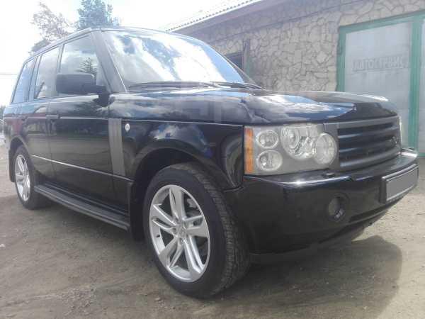 Land Rover Range Rover, 2005 год, 849 000 руб.