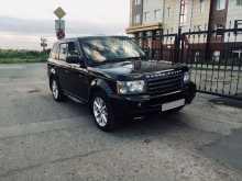 Land Rover Range Rover Sport, 2007 г., Омск