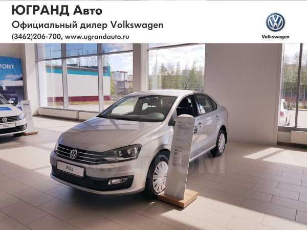 Volkswagen Polo, 2018 год, 706 313 руб.