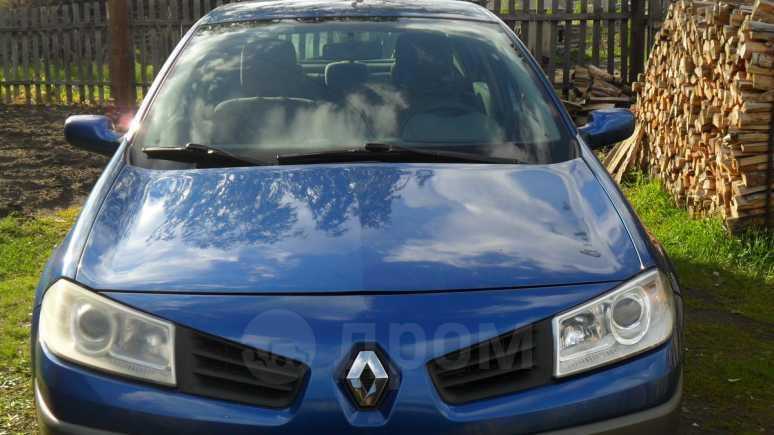 Renault Megane, 2006 год, 298 000 руб.
