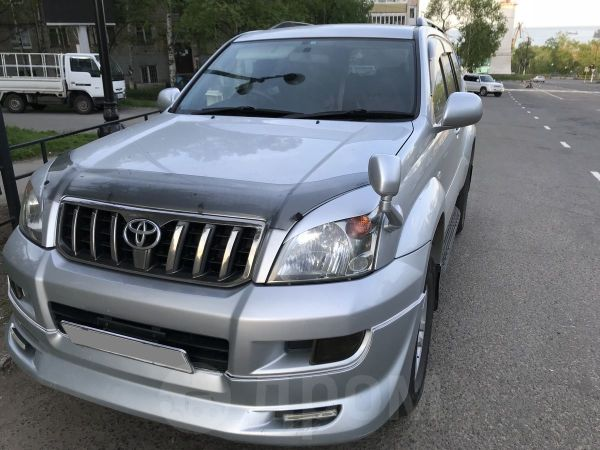 Toyota Land Cruiser Prado, 2007 год, 1 250 000 руб.