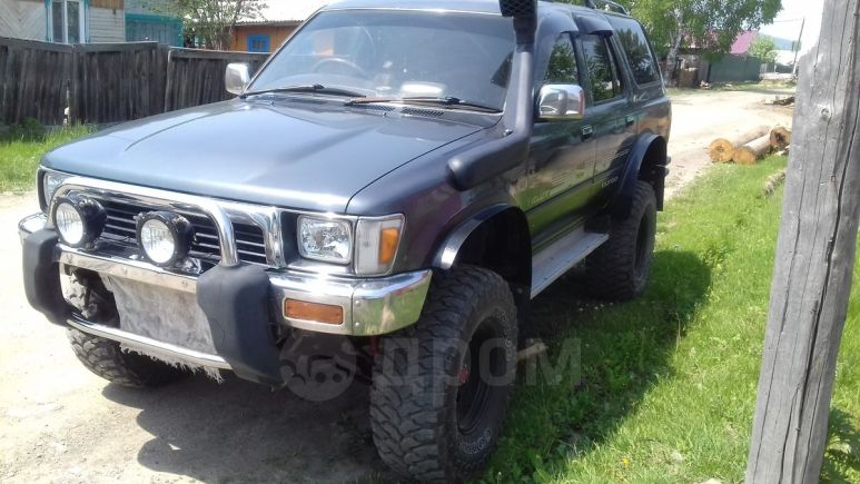Toyota Hilux Surf, 1989 год, 380 000 руб.