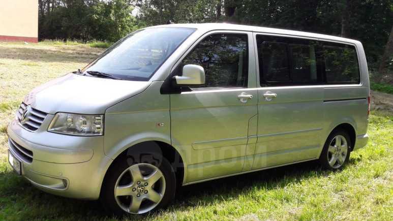 Volkswagen Multivan, 2008 год, 1 250 000 руб.