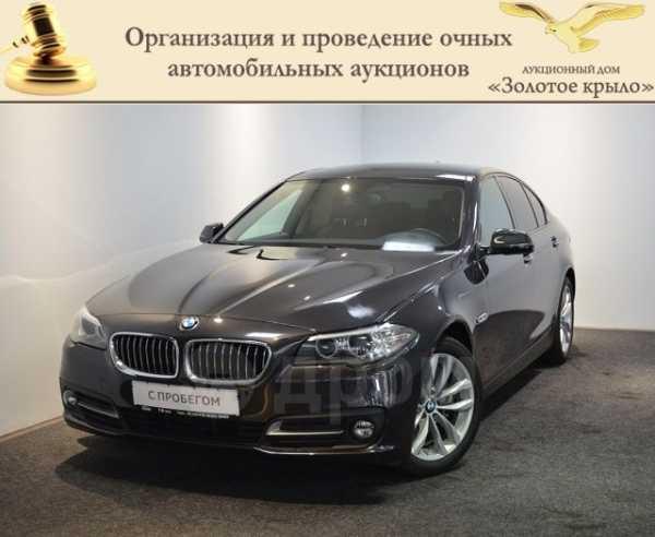 BMW 5-Series, 2016 год, 1 963 500 руб.