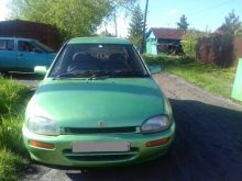 Омск Mazda Revue 1991