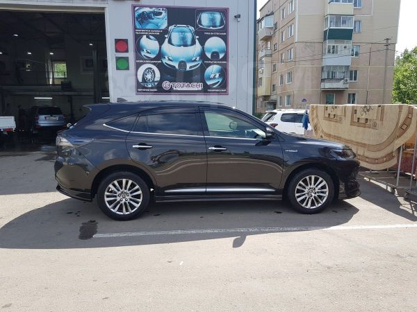 Toyota Harrier, 2014 год, 2 480 000 руб.