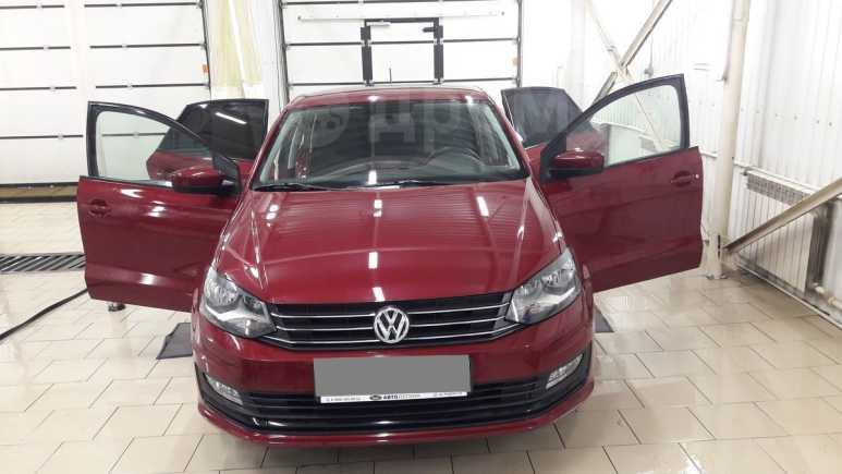 Volkswagen Polo, 2017 год, 609 000 руб.