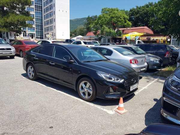 Hyundai Sonata, 2018 год, 1 600 000 руб.