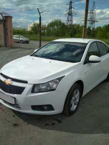 Chevrolet Cruze, 2012 г., Челябинск