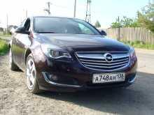 Иркутск Opel 2013