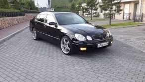 Красноярск Lexus GS430 2001