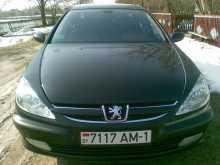 Peugeot 607, 1999 г., Новосибирск