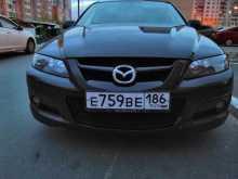 Сургут Mazda6 MPS 2006