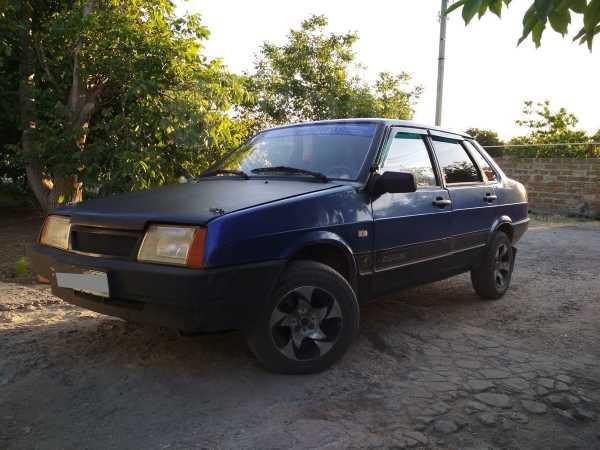 Лада 21099, 1996 год, 62 000 руб.