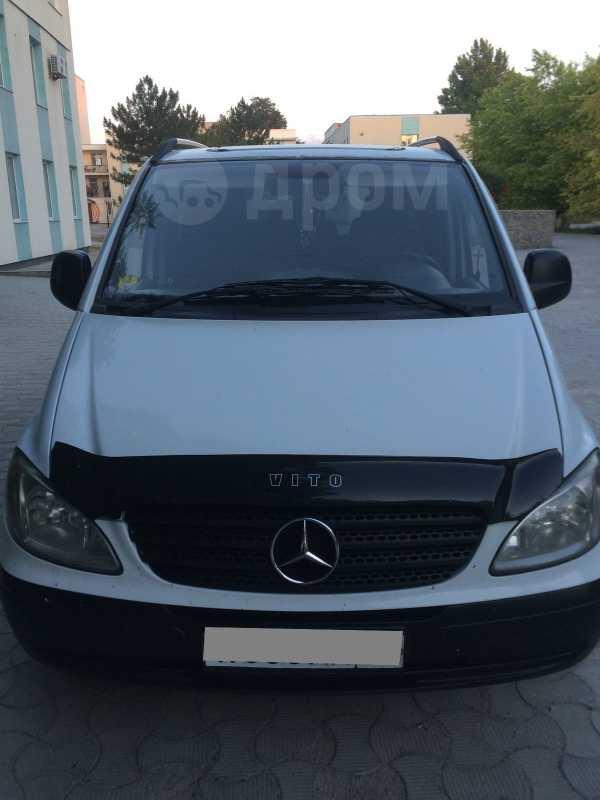 Mercedes-Benz Vito, 2005 год, 630 000 руб.