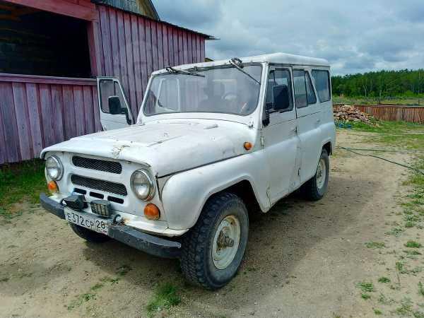 УАЗ 469, 1993 год, 129 000 руб.