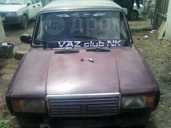 Лада 2107, 2006 год, 47 000 руб.