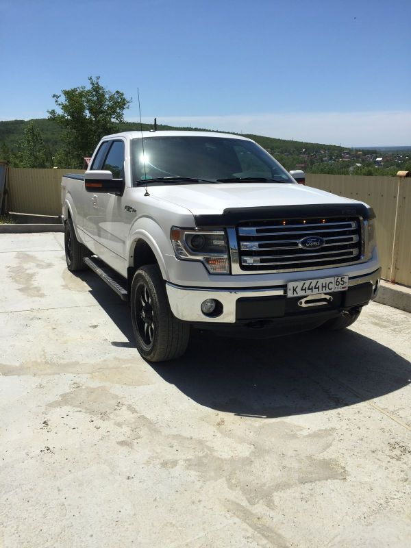 Ford F150, 2013 год, 2 300 000 руб.