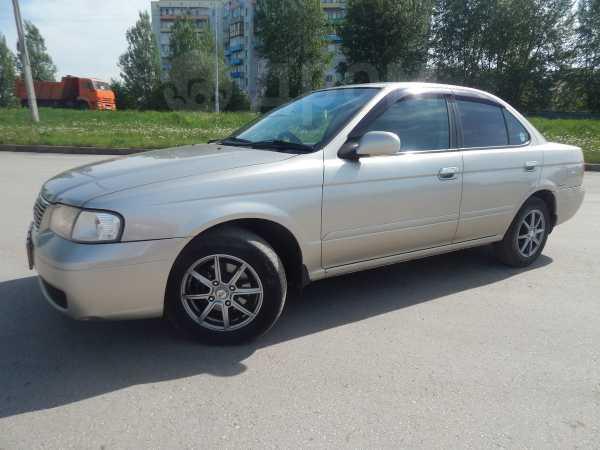 Nissan Sunny, 2004 год, 240 000 руб.