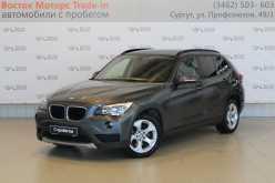 Сургут BMW X1 2014