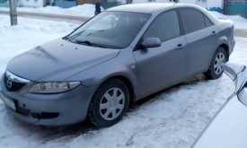 Юргинское Mazda6 2004