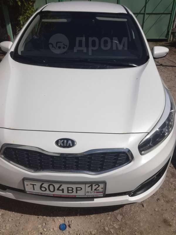 Kia Ceed, 2016 год, 790 000 руб.