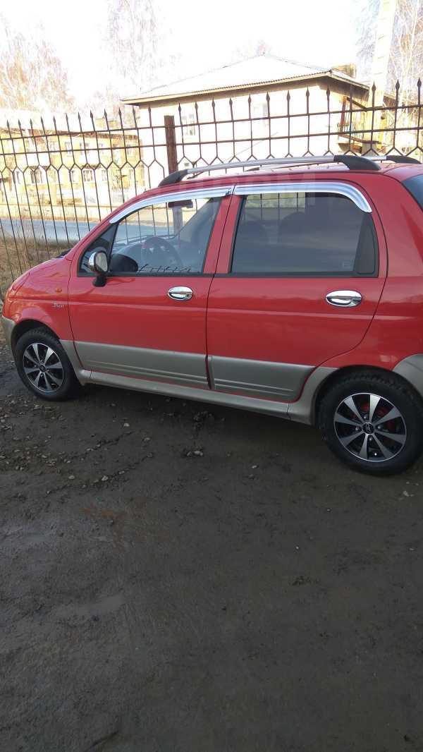 Daewoo Matiz, 2011 год, 198 000 руб.