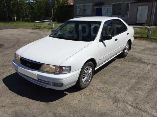 Nissan Sunny, 1995 год, 105 000 руб.