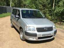 Toyota Succeed, 2008 г., Иркутск