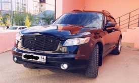 Якутск FX35 2002