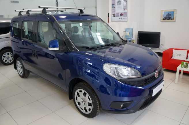 Fiat Doblo, 2018 год, 1 356 000 руб.