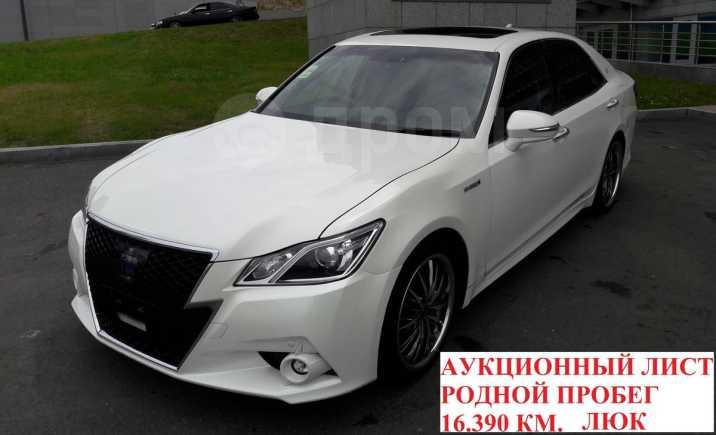 Toyota Crown, 2013 год, 1 995 000 руб.