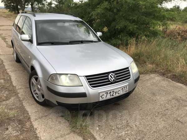 Volkswagen Passat, 2001 год, 145 000 руб.