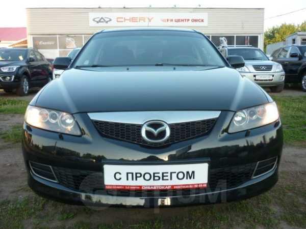 Mazda Mazda6, 2007 год, 395 000 руб.