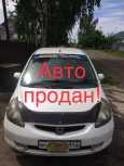 Honda Fit, 2002 год, 150 000 руб.