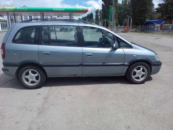 Opel Zafira, 2004 год, 250 000 руб.