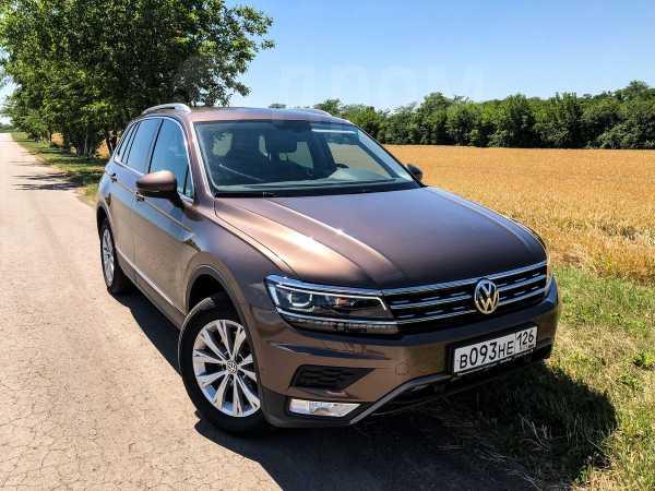 Volkswagen Tiguan, 2017 год, 1 660 000 руб.