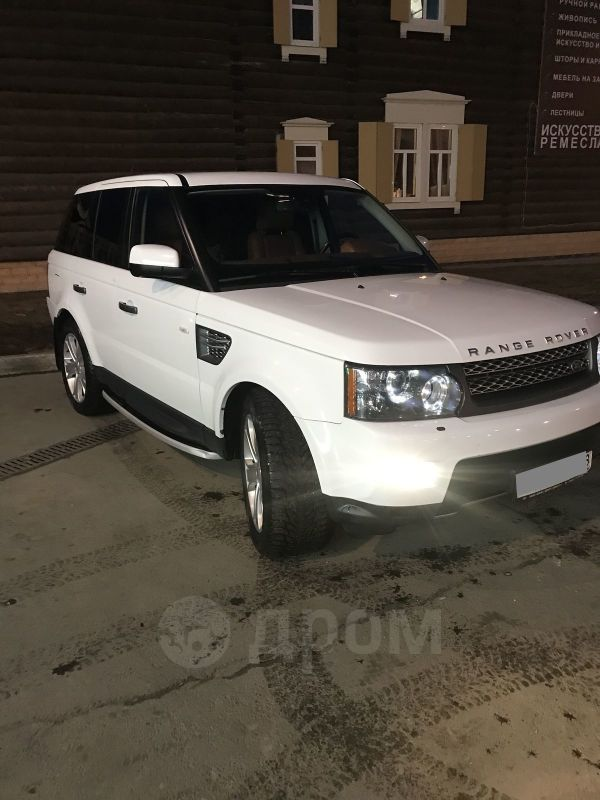Land Rover Range Rover Sport, 2011 год, 1 550 000 руб.