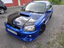 Екатеринбург Impreza WRX 2004
