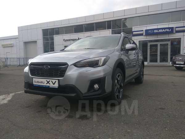 Subaru XV, 2018 год, 1 984 900 руб.