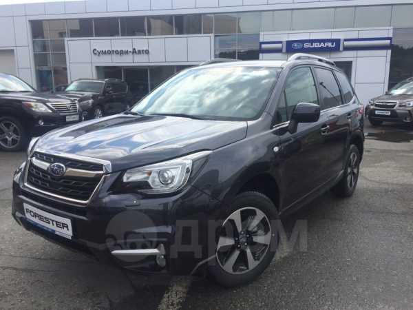 Subaru Forester, 2018 год, 2 121 790 руб.
