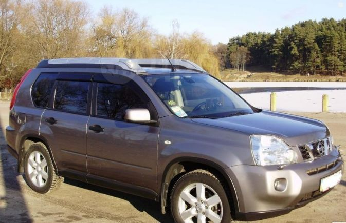 Nissan X-Trail, 2008 год, 735 000 руб.