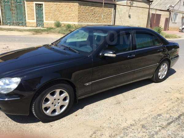 Mercedes-Benz S-Class, 2002 год, 1 100 000 руб.