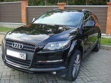 Владивосток Audi Q7 2008