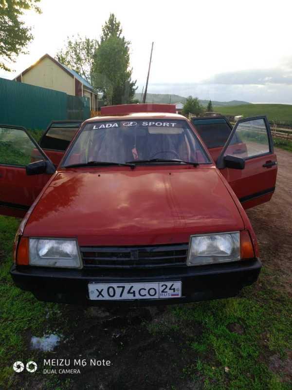 Лада 21099, 1994 год, 90 000 руб.