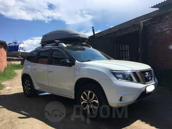 Nissan Terrano, 2015 год, 860 000 руб.