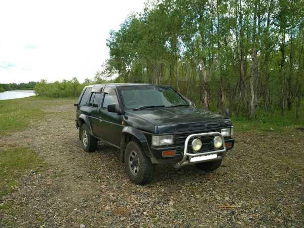 Nissan Terrano, 1990 год, 310 000 руб.