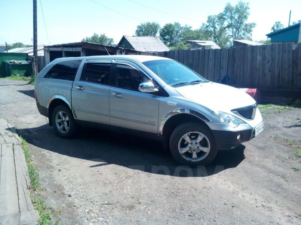 SsangYong Actyon Sports, 2007 год, 397 000 руб.