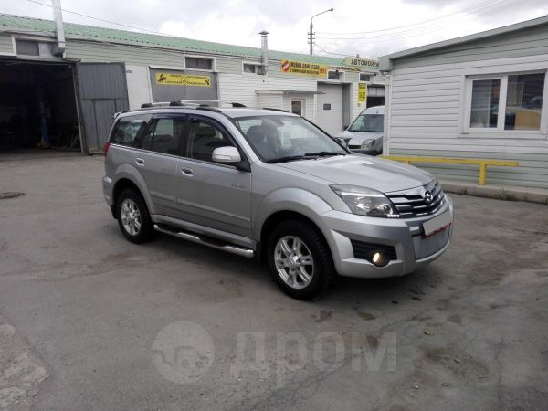 Great Wall Hover H3, 2012 год, 563 000 руб.