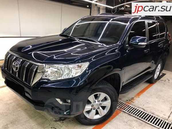 Toyota Land Cruiser Prado, 2017 год, 2 830 000 руб.